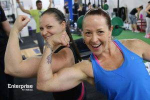 Melbourne personal trainers Julianne bio