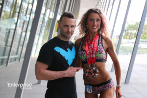 Melbourne personal trainer Kristy Veith