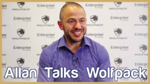 Allan Talks About Wolfpack Mentoring
