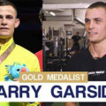 Training Harry Garside Commonwealth Games Gold Medalist